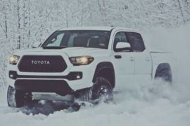 2017 Toyota Tacoma TRD Pro Canada Price