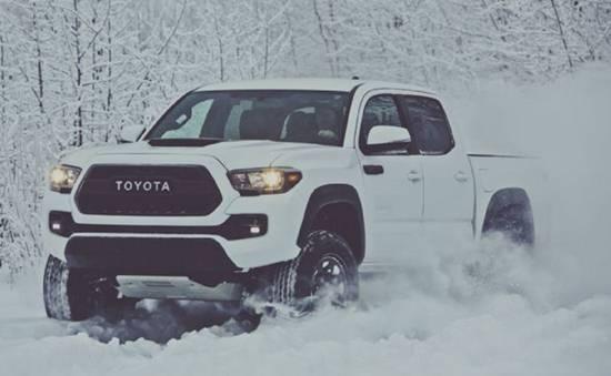 2017 Toyota Tacoma TRD Pro Canada Price