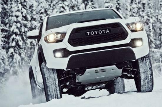 2017 Toyota Tacoma TRD Pro Canada