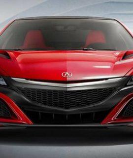 2018 Acura NSX Type R Price