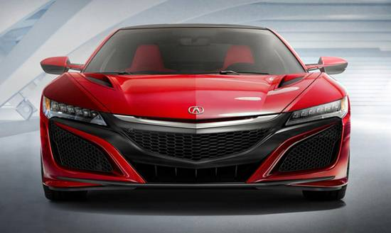 2018 Acura Nsx Type R Price Reviews Specs Interior Release Date