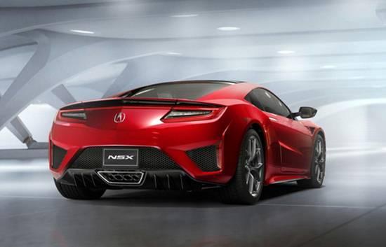 2018 Acura NSX