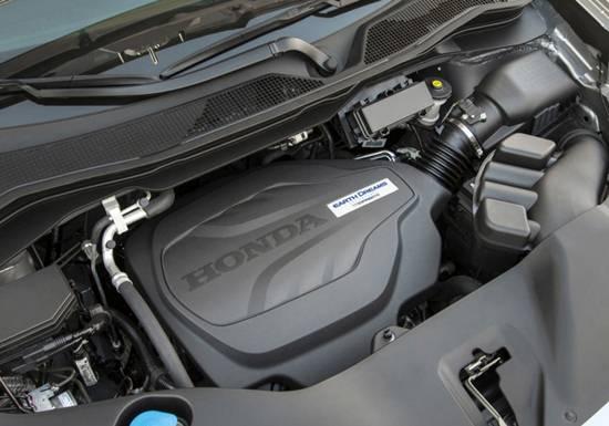2018 Honda Ridgeline Engine Specs