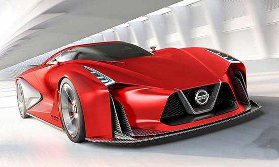 2018 Nissan Gtr R36 Hybrid Concept 2020 Reviews Specs Interior