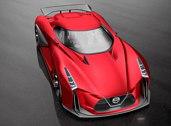 2018 Nissan GTR R36 Hybrid Concept 2020 | Reviews, Specs ...