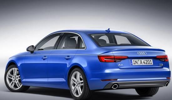 2018 Audi A4 Release Date