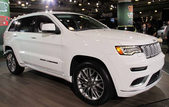 2018 jeep grand cherokee redesign and changes reviews specs interior release date and prices. Black Bedroom Furniture Sets. Home Design Ideas