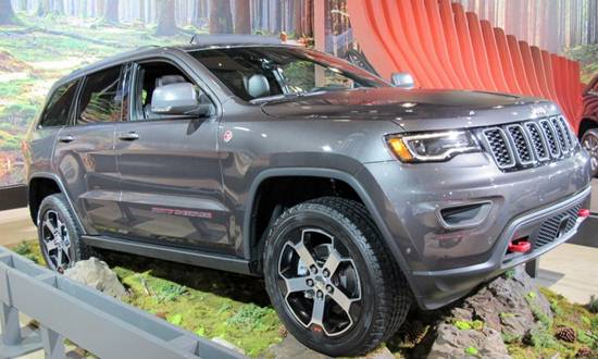 2018 Jeep Grand Cherokee Redesign and Changes | Reviews, Specs, Interior, Release Date and Prices