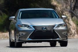 2018 Lexus ES 350 Redesign and Changes