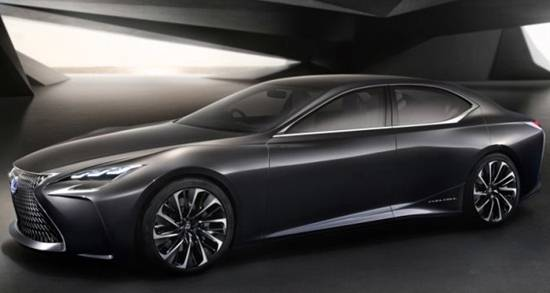 2018 Lexus Ls 460 F Sport Redesign Reviews Specs Interior Release Date And Prices