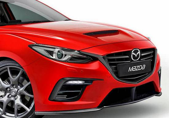 2018 Mazdaspeed 3 Rumors