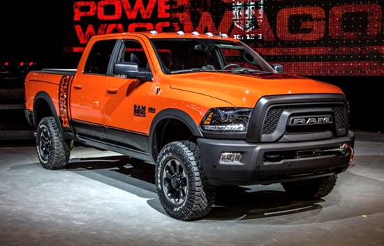 2018 Ram 2500 Diesel Concept and Redesign