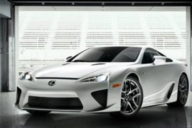 2019 Lexus LFA Comes with New 800 HP
