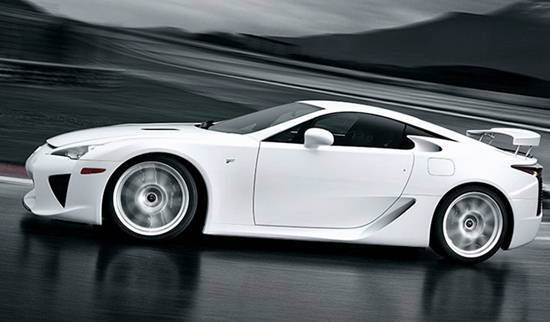 2019 Lexus LFA Pricing
