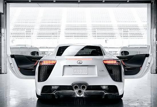 2019 Lexus LFA Rumor
