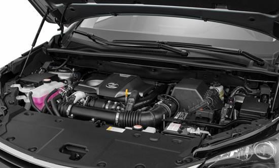 2017 Lexus NX 200T F Sport Engine Specs