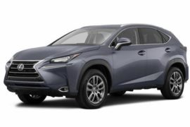 2017 Lexus NX 200T F Sport Review