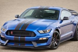 2018 Ford Mustang Shelby GT500 Super Snake