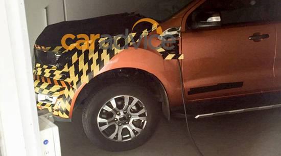 2018 Ford Ranger Raptor Plug-In Hybrid