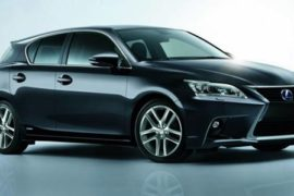 2018 Lexus CT 200h Hybrid Crossover Review