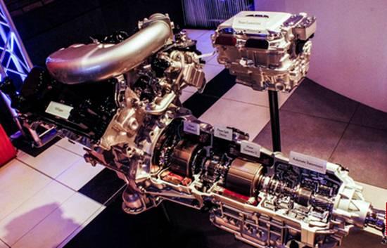 2018 Lexus LC 500h Engine Specs