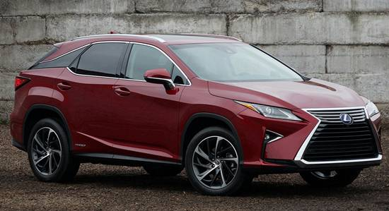2018 lexus rx 350 f sport reviews specs interior release date and prices. Black Bedroom Furniture Sets. Home Design Ideas
