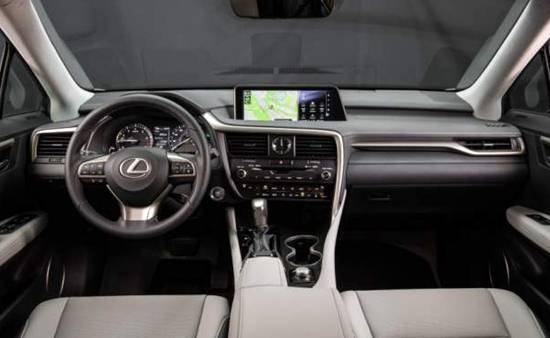 2018 Lexus Rx 350 F Sport Reviews Specs Interior Release Date And Prices