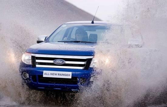 2019 Ford Ranger Raptor Concept