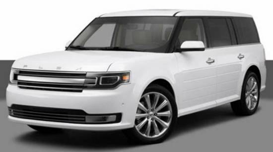 2017 Ford Flex Redesign