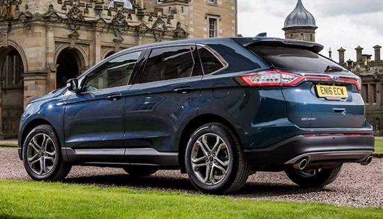 Ford Edge Colors >> 2018 Ford Edge Sport Refresh | Reviews, Specs, Interior, Release Date and Prices