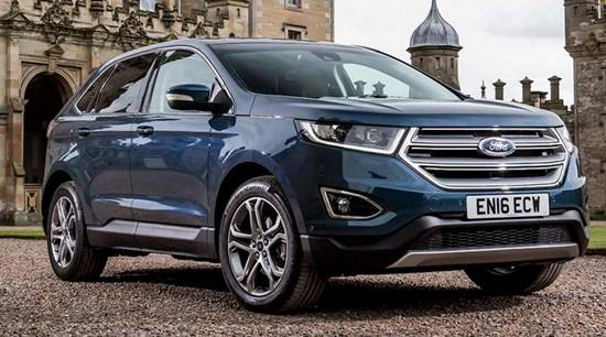 2018 ford edge sport refresh reviews specs interior release date and prices. Black Bedroom Furniture Sets. Home Design Ideas