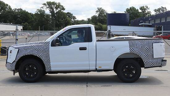2018 Ford F150 Diesel Engine Specs