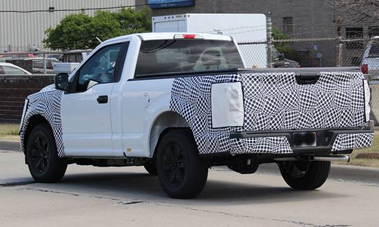 2018 Ford F150 Release Date and Price