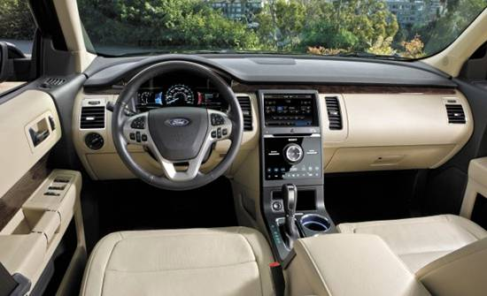 2018 Ford Flex Interior