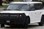 2018 Ford Flex Redesign and Concept Changes