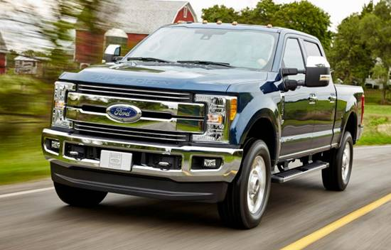 2018 Ford Super Duty Redesign