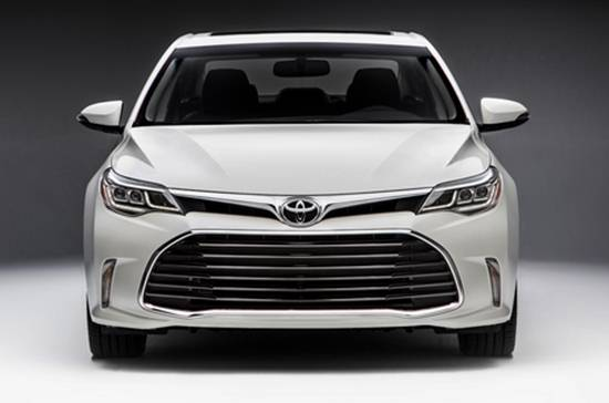 2018 Toyota Avalon Exterior Color