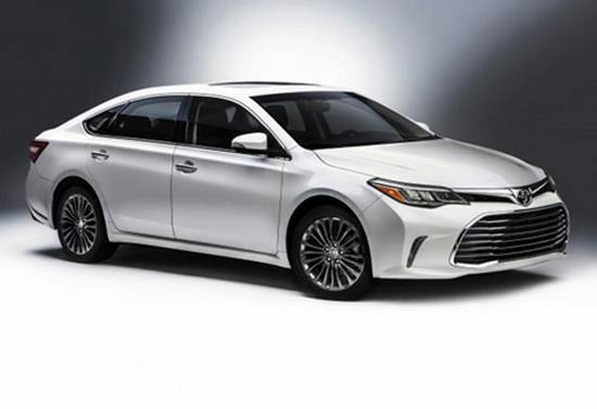 2018 Toyota Avalon Price