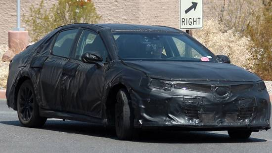 2018 Toyota Camry Hybrid Rendering | Reviews, Specs, Interior, Release ...