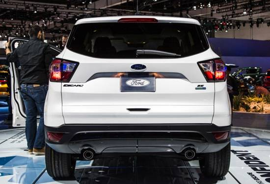 2019 Ford Escape Engine Specs