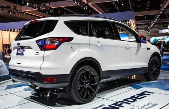 2019 Ford Escape Release Date