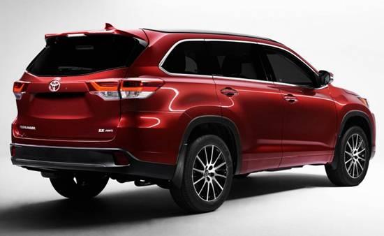 2020 Toyota Highlander Release Date