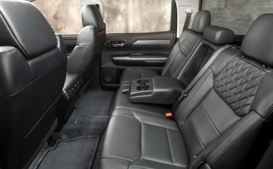 2017 toyota tundra 1794 edition reviews specs interior release date and prices for Texas leather interiors prices