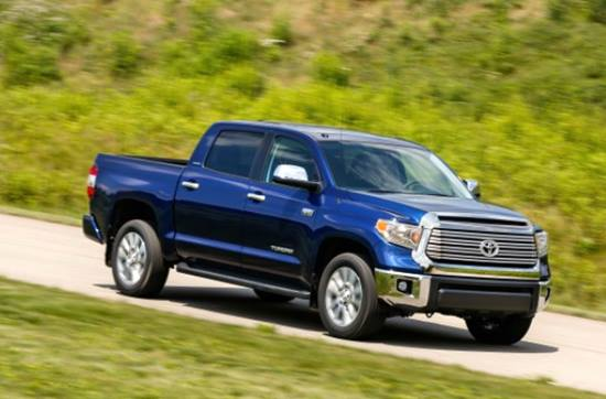 2017 toyota tundra 1794 edition reviews specs interior release date and prices. Black Bedroom Furniture Sets. Home Design Ideas
