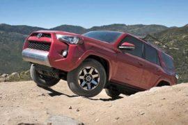 2018 Toyota 4Runner TRD Pro Release Date