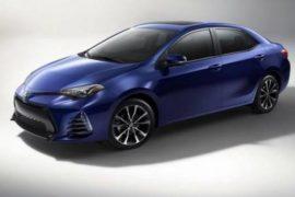 2018 Toyota Corolla Altis Facelift