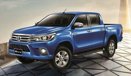 2018 Toyota Hilux Facelift Reviews