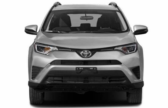2018 Toyota RAV4 Pictures
