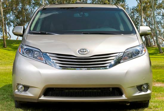 2018 toyota sienna hybrid reviews specs interior release date and prices. Black Bedroom Furniture Sets. Home Design Ideas