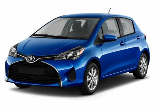 2018 Toyota Yaris Engine Specs